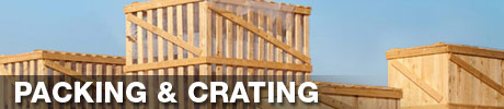 Packing & Crating Services